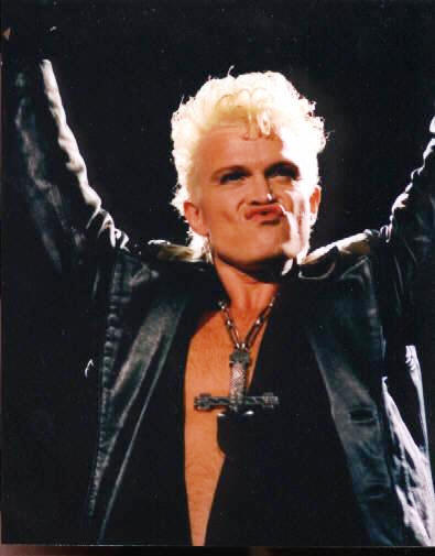 billy idol now