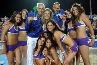 XVI+Mediterranean+Games+Day+7+Beach+Volleyball+xKvOSncycOll