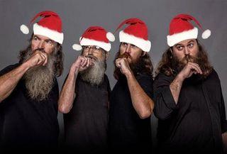 Duck Dynasty Merry Christmas
