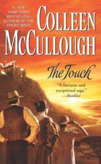 Touch-novel-colleen-mccullough-paperback-cover-art