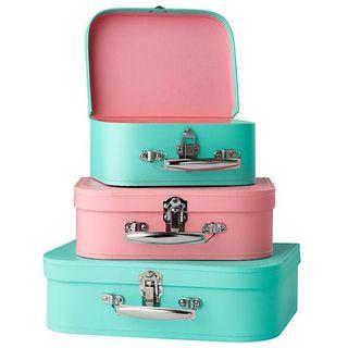 Aqua-pink-bon-voyage-suitcase-set-3