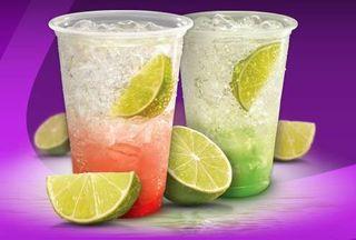 Limeade Sparklers