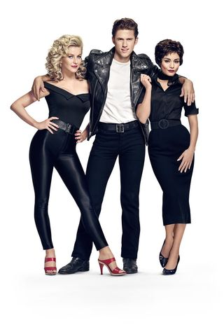 Grease-Live-Cast