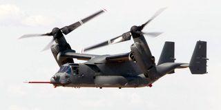 V-22_Osprey_tiltrotor_aircraft